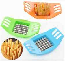 Potatoes Strips Cutter French Fries Tools  Kitchen Gadgets Vegetable slicer Ey21