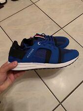 Tommy Hilfinger Herren Schuhe Sneaker in Blau NEU Gr. 42