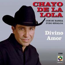 Chayo De La Lola Divino Amor CD New