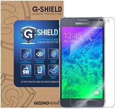 G-Shield® Schutzglas für Samsung Galaxy Alpha Echtglas Displayschutz Schutzfolie