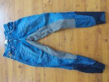Reithose Gr.36, Harrys Horse, Jeans Vollbesatz