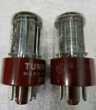 RCA 5692 Red base (6SN7GT) Tested - Strong - Balance