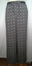 Ladies Womens Long Soft Trousers Pants Smart Casual Party Piper Size 10 BNWT