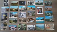 Vintage Mixed Large Lot Unused USA Other Old Estate Postcards