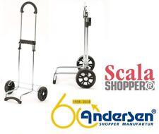 Andersen Scala Shopper Gestell Einkaufswagen Einkaufstrolley Einkaufsshopper