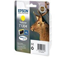 EPSON T1304 CARTUCCIA GIALLO ORIGINALE STYLUS SX525WD SX620FW WF-7015 WF-7515