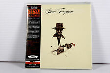 STEVE FERGUSON: STEVE FERGUSON S/T ~ JAPAN MINI LP CD, ORIGINAL, ULTRA RARE, OOP