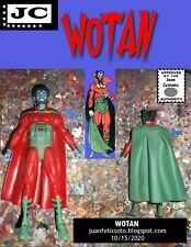 WOTAN, DC Universe/ Marvel custom figure Dr. Fate Justice League