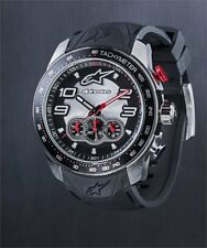 Alpinestars 1036-96004 TECH WATCH CHRONO STEEL SILICON STRAP     20% OFF SALE