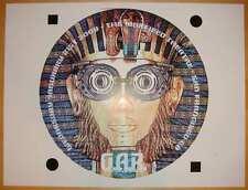 2009 O.A.R. - Uncut Silkscreen Concert Poster Firehouse