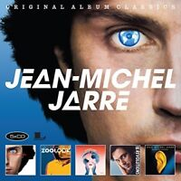 Jean-Michel Jarre - Original Album Classics [New CD] Holland - Import