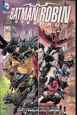 Batman & Robin Eternal by Scott Snyder, James Tynion & Tim Seeley 2016, Tpb Dc