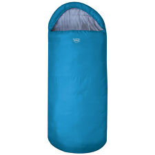 Highlander Sleephaven Sleeping Bag XL Extra Wide Large Single - Azure