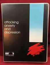Attacking Anxiety and Depression: Midwest Center for Stress 15 Tapes & Workbook