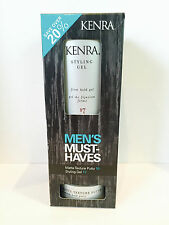 KENRA MENS MUST HAVES - #17 STYLING GEL & #10 TEXTURE PUTTY DUO