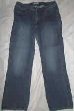 3f84f86c Women's Lee Denim Stretch Slender Secret Lower On Waist Jeans 14 Short