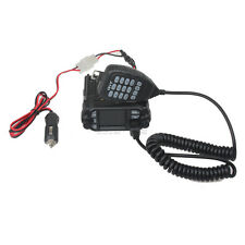 QYT KT-8900D Dual Band 25W Color LCD Car Mobile Radio USB Programming Cable Hot