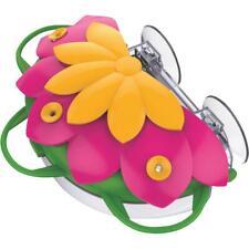 Nature's Way So Real 8 Oz. Honeysuckle Window Cling Flower Hummingbird Feeder