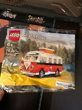 LEGO Creator - Super Rare Mini VW T1 Camper Van 40079 - New & Sealed