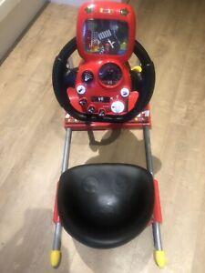 Smoby Pilot V8 Driving Simulator