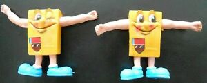 Lot de 2 Figurines publicitaire différentes Banania