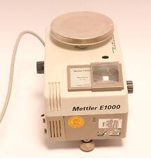 Mettler E1000 Laborwaage 0-1000 gr  d=1g Tara 0-500 gr.Waage