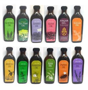 100% PURE OIL FOR SKIN, HAIR GROWTH, HAIR CARE & BEAUTY AND HEALTH 150ml
