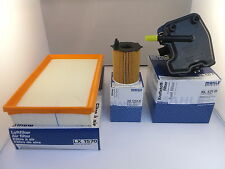 Ford Focus C-Max 1.6 TDCI Service Kit Oil Air Fuel Filter 03-07 OPT1 *OE MAHLE*