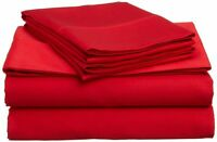 1000 TC Extra Deep Wall 1 PC Fitted Sheet Australian King Size Egyptian Cotton