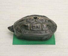 Suiteki Japanese water dropper Takaoka copper ware Turtle KAME