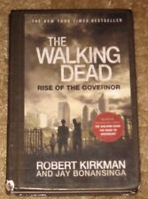THE WALKING DEAD BY KIRKMAN & BONANSINGA HB PIC COVER RISE OF THE GOVERNOR