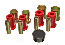 Energy Suspension Universal Red Control Arm Bushing Set - LOWERS ONLY - es3.3165