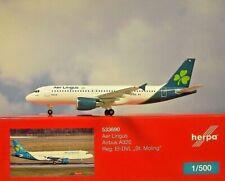 Herpa Wings 1:500  Airbus A320  Aer Lingus  EI-DVL  533690  Modellairport500