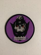 Uncle Acid And The Deadbeats Woven Patch