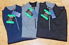 Kirkland Signature Men's 100% Merino Wool Jumper/Sweater 3 colours 5 sizes BNWT