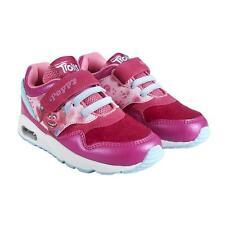 Trolls - Zapatillas deportivas con velcro niña // Girls Low-Top Sneakers