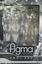 New Max Factory figma Accel World Silver Crow PVC PAINTED