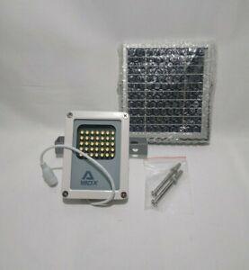Alpha 180X Flag Pole Light Warm White LED for Solar Flagpole Lighting