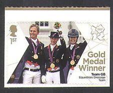 GB 2012 Olympics/Sports/Gold Medal Winners/Team GB/Equestrian/Dressage 1v n35657