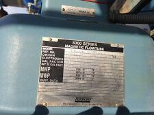 """Foxboro Magnetic Flow Tube- 6"""""""