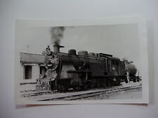 INDO47 - INDONESIAN STATE RAILWAY - STEAM LOCOMOTIVE F10.08 PHOTO Indonesia