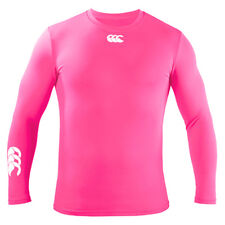 Canterbury Cold keeps you warm Mens Long Sleeve Winter Baselayer Top