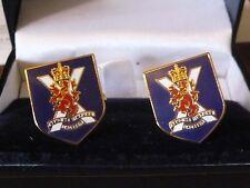 royal regiment of scotland cufflinks british army scots united kingdom
