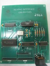 Novellus Ipec Speedfam 0102-104084 New in box keypad interface PCB GBL091595