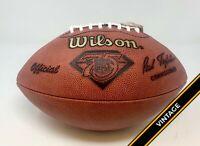 1994 NFL 75th Season Team Issued Football with NFL 75th Season Logo