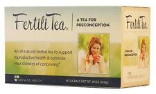 Fairhaven Health FertiliTea Vitex Fertility Enhance Conception Tea Bags x16