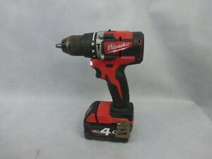 Milwaukee M18 CBLPD Cordless Impact Driver With 4Ah Battery Used Condition