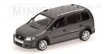 Volkswagen Cross Touran Blue 2006 1 43 Model Minichamps