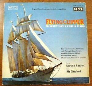 Flying Clipper - Riz Ortolani, Katyna Ranieri - 1963 German Mono G+/VG+ Vinyl LP
