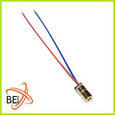 5mw LASER DIODO módulo 650nm rojo 5v duración trazo laserdiode CW láser